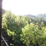 Rose Cabin Balcony 2