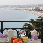 Chambre privilège avec balcon et vue mer