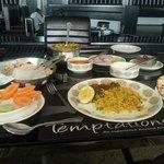 A feast fit for a King, Chicken Tikka Biriyani & Keema Madras