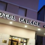 INGRESSO HOTEL PALACE