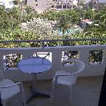 camera con terrazzo