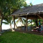 Beachfront Yoga Shala