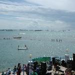 Pool während des Seasidefestivals