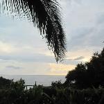 Sea view from Las Turquezas´garden