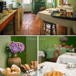 B&B Antica Maison Loreto - Sala Colazioni