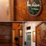 Particolari ingresso b&b Antica Maison- Loreto
