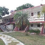 Chambres sur deux étages au 25 mars 2012.