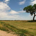 Spuren des Santa Fe Trails