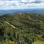 Summit of Gore Mountain