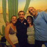 Carla, Max, Bianca ed Ivan.