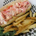Lobster Po' Boy