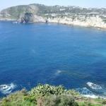 Baia del Chiarito, Ischia, Seaview from Romantica