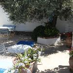 The Pool Courtyard