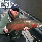 Muskegon River Spring Steelhead