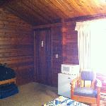 room tour: door