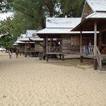 Island View Cabana Foto