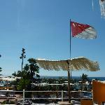 Hotelflagge