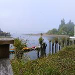 Skamokawa near the Kayak launch site