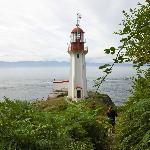 Lighthouse near Orveas Bay Resort