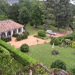 suite Saone:vista dalla terrazza