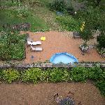 suite Saone: vista dalla terrazza