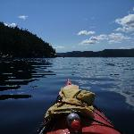 Kayaking in the Saguenay Fjord