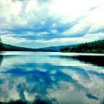 Rocky Gap lake