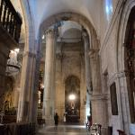 inside the church of Santa Maria la Mayor