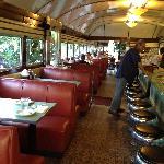Birdseye Diner: Interior
