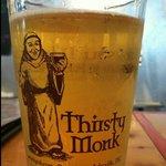 Thirsty Monk logo