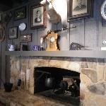 inside the Cracker Barrel - Restaurant