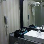 Salle de bains rénovée au 11eme étage