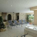 Sauna, sauna, steam, spa: whatever you like...