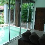 Pool Villa Room (downstairs)