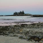 Walking the Maine shoreline