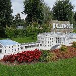 casa bianca+collina di holliwood