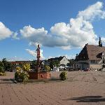 piazza di Freudenstadt