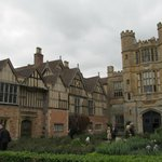Coughton Court near Studley