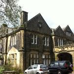front view of YHA Haworth