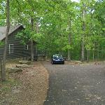 Cloudland Canyon State Park Cabin 1