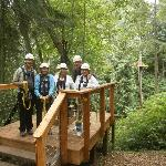 If a 94 year old can zip line, so can you!