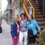 Lyne e Lucie e io