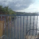 Vista desde el Balcon en la tarde