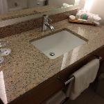 Granite countertop!