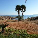 the beach bay