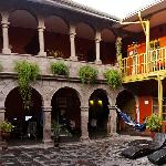 COLONIAL PATIO