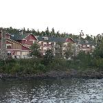 Resort View from Cove Point
