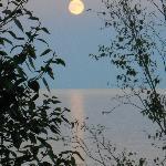 Full Moon over Lake Superior