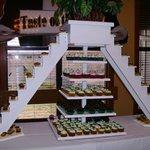 Our 7 foot Cupcake display