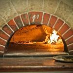 Tuscan Wood Oven